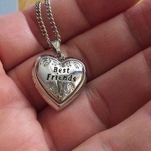 """Best friends necklace 7"""""""